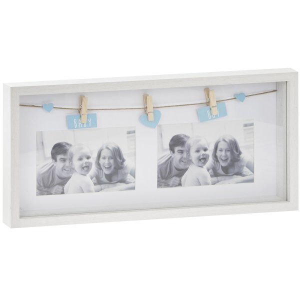 SENTIMENTS BABYGIRL TWIN FRAME