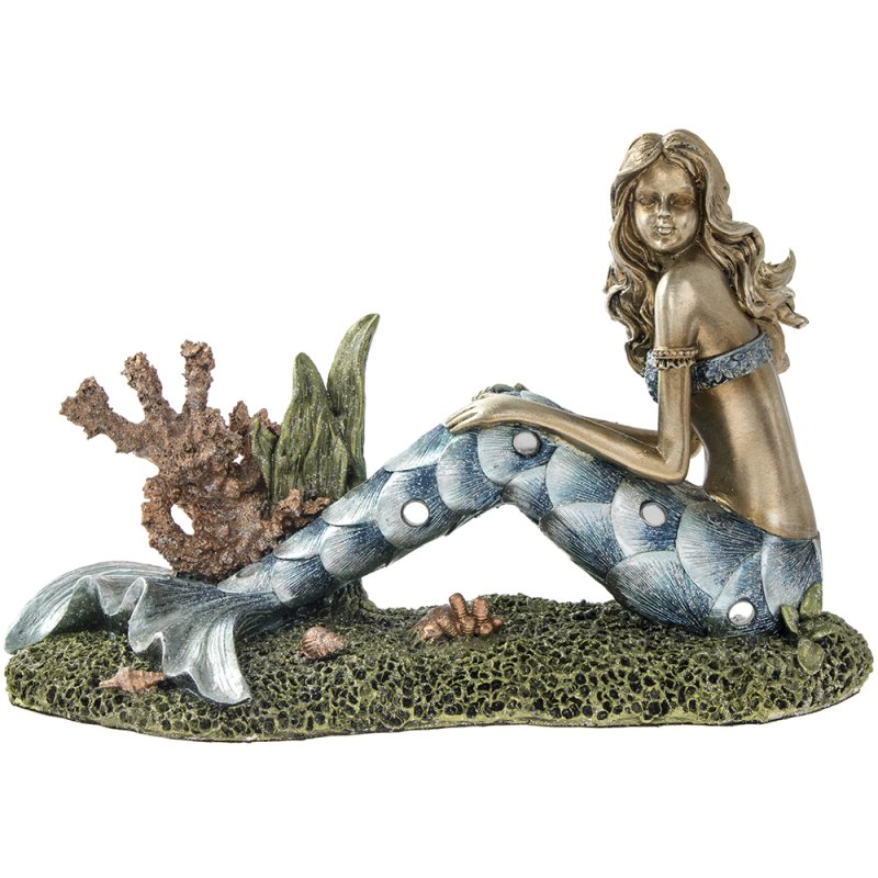 EXOTIC ART MERMAID 8 ""