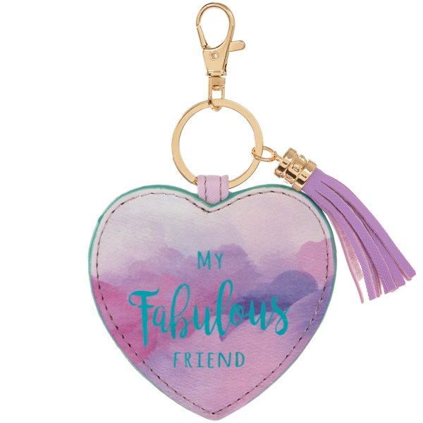 FABULOUS FRIEND KEYRING