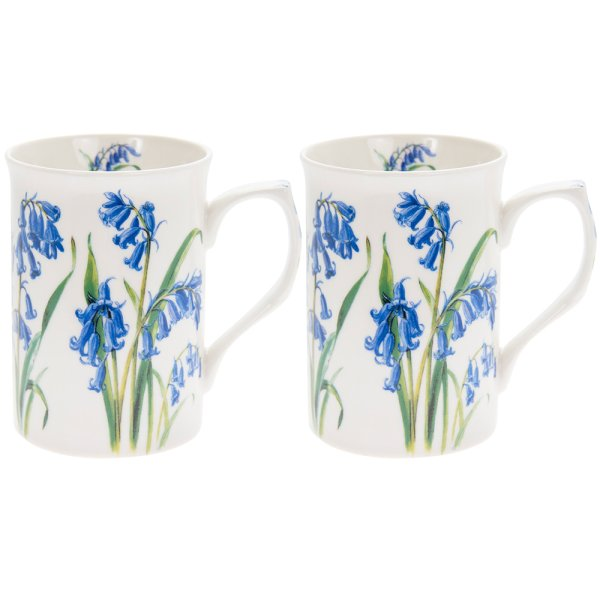 BLUEBELL MUGS SET 2