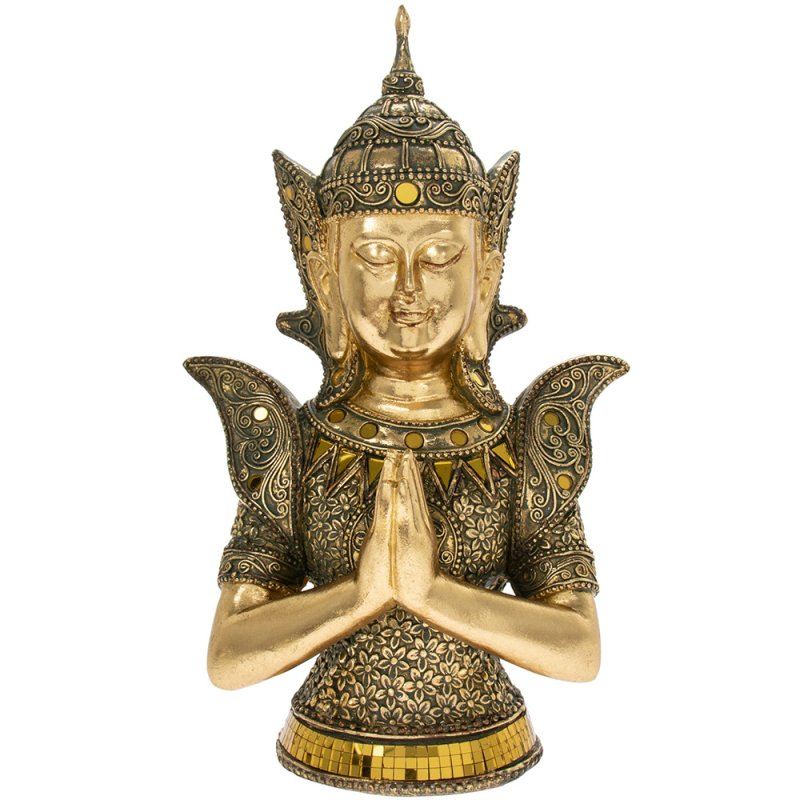GOLD ART THAI BUDDHA