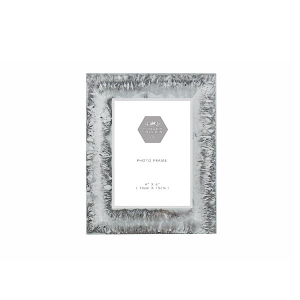 FROST PHOTO FRAME 4X6""