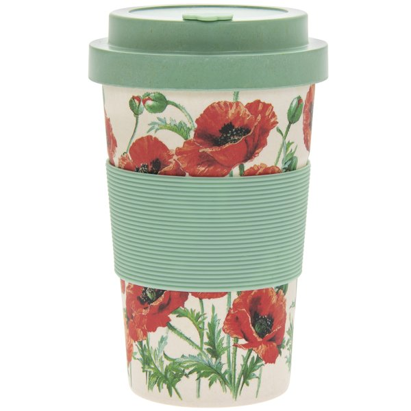 POPPY TRAVEL MUG 400ML