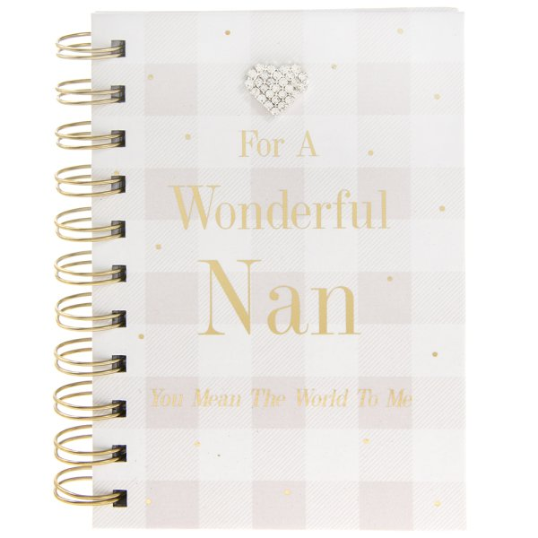 MAD DOTS NAN NOTEBOOK