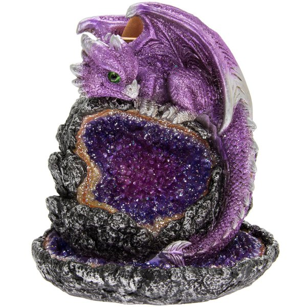INCENSE BURNER DRAGON LED