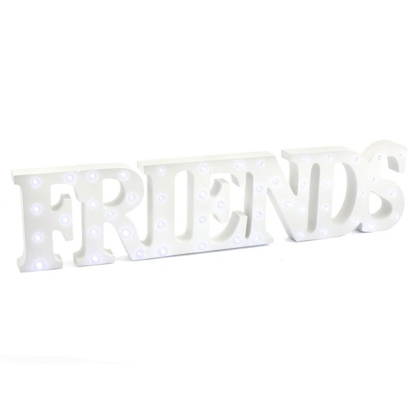 FRIENDS LED LIGHT