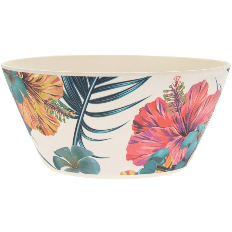 BAMBOO ECO TROPICAL BOWL