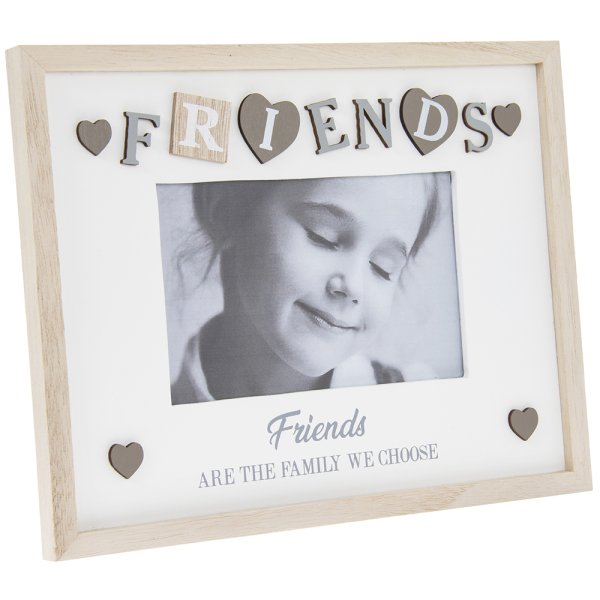 SENTIMENTS FRAME FRIENDS 4X6""