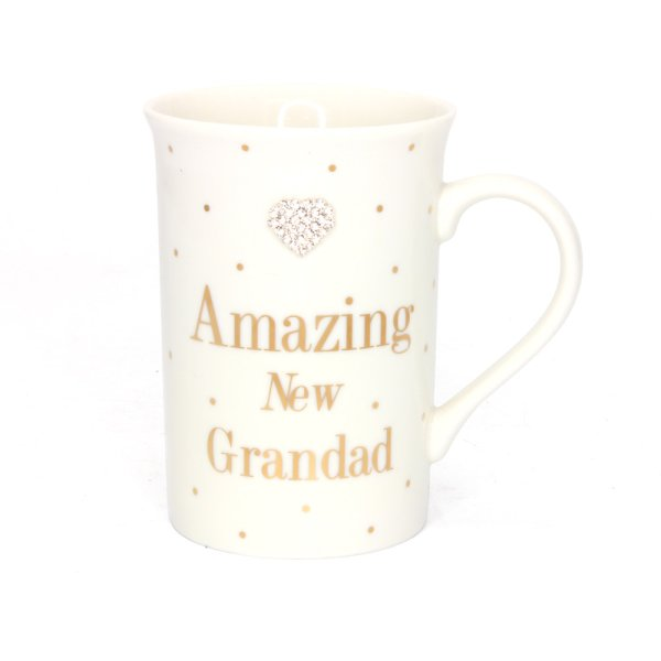 MAD DOTS NEW GRANDAD MUG
