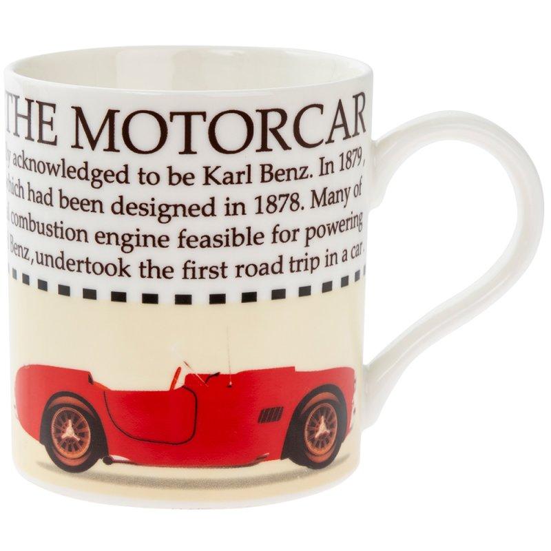 MOTOR CAR MUG