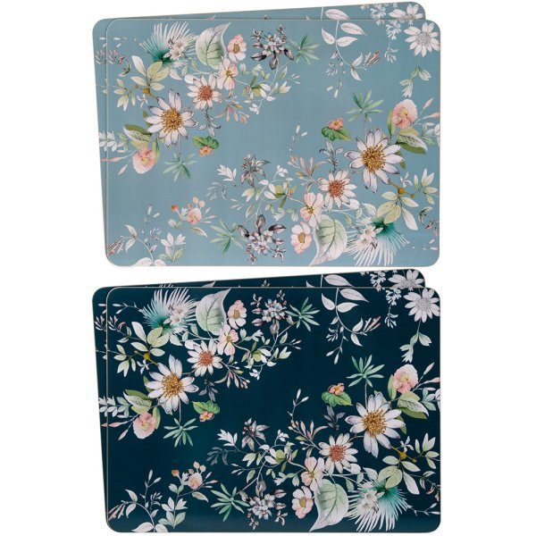 DAISY MEADOW PLACEMATS 4S