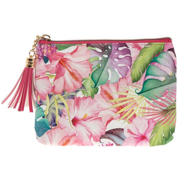 TROPICAL PARADISE PURSE