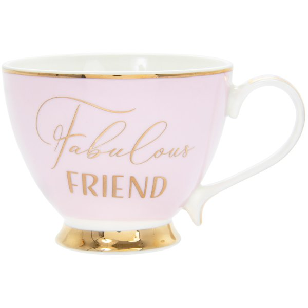 LETS PARTY FAB FRIEND MUG