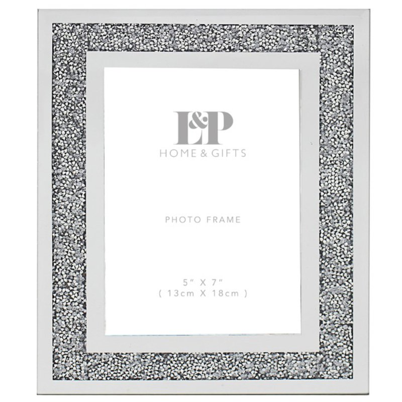 MULTICRYSTAL PHOTO FRAME 5X7