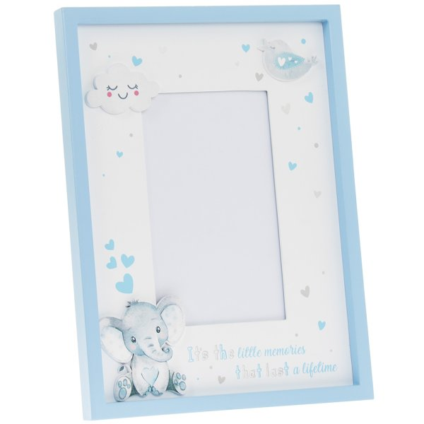 BIRD & ELLIE FRAME BLUE