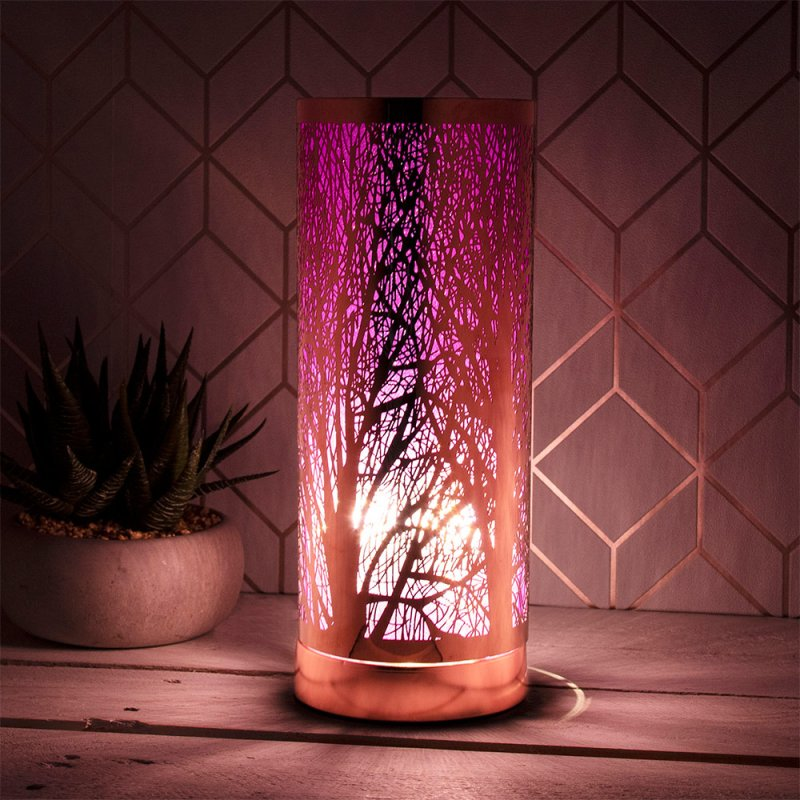 DESIRE AROMA TOUCH LAMP LILAC