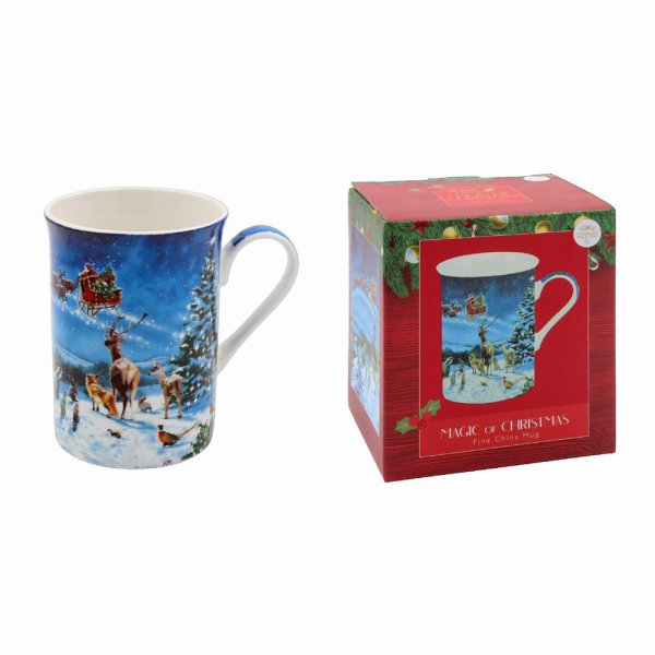 MAGIC OF XMAS MUG