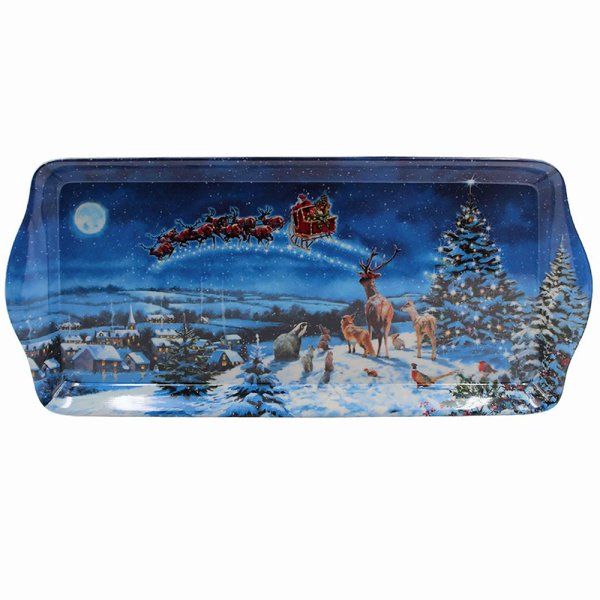 MAGIC OF XMAS TRAY MEDIUM
