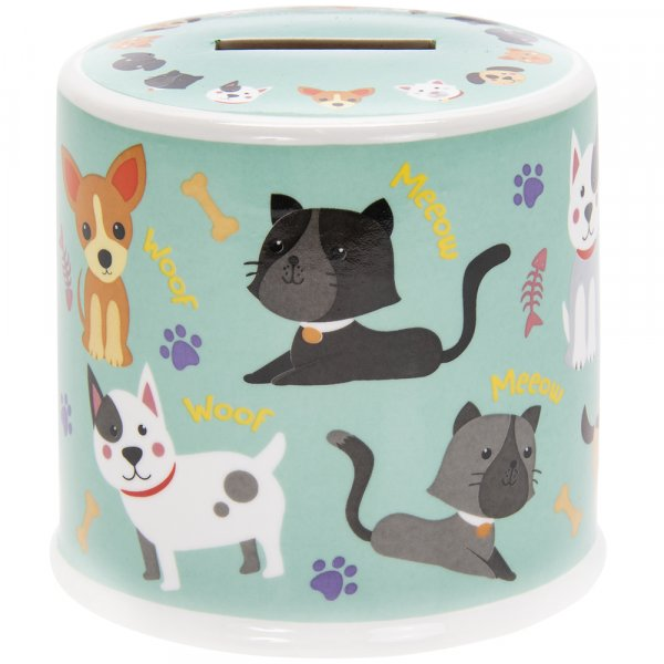 LITTLE STARS CATS&DOGSMONEYBOX