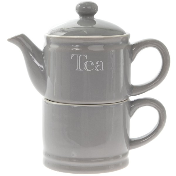 GREY CLASSIC TEA FOR ONE
