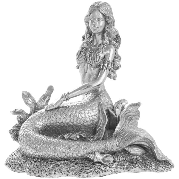 SILVER ART MERMAID