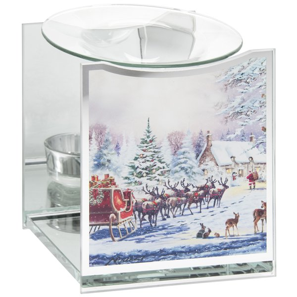 THE MAGIC OF XMAS OIL BURNER
