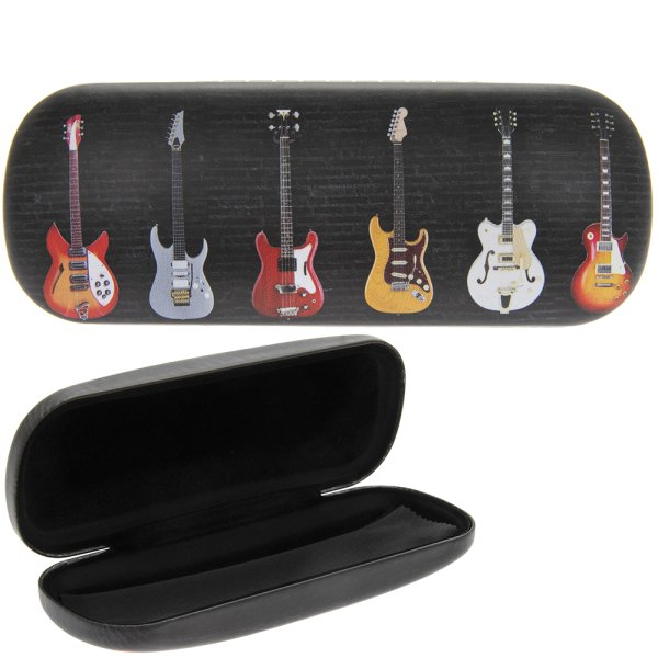 GUITARS GLASSES CASE