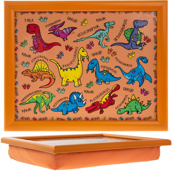 DINOSAURS SMALL LAPTRAY