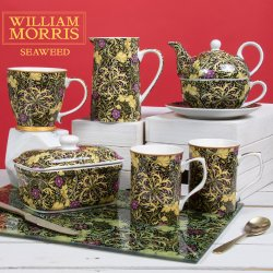 William Morris Seaweed on Social Media