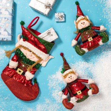 CHRISTMAS SANTAS LITTLE HELPERS