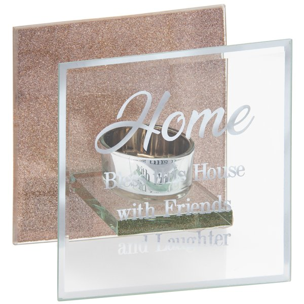 SENTIMENTS TEA LIGHT - HOME