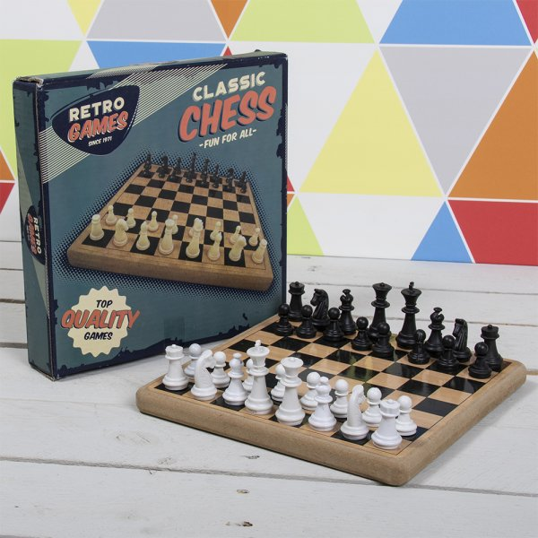 RETRO CHESS