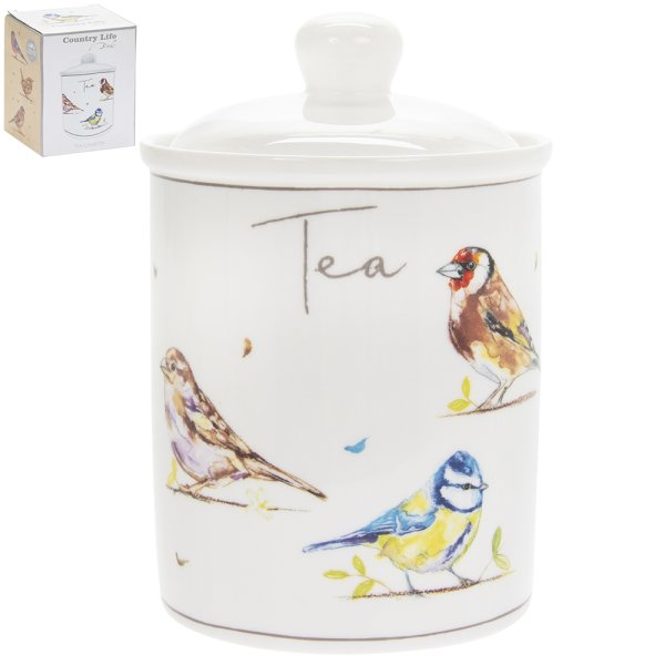 COUNTRY LIFE BIRDS TEA