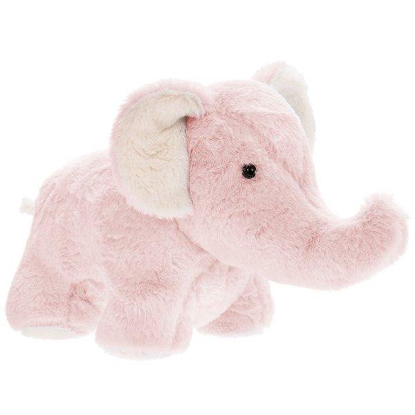 PINK ELEPHANT DOORSTOP