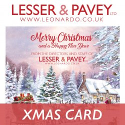Merry Christmas from Lesser & Pavey