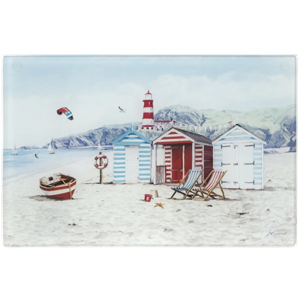 SANDY BAY CUTTING BOARD SMALL