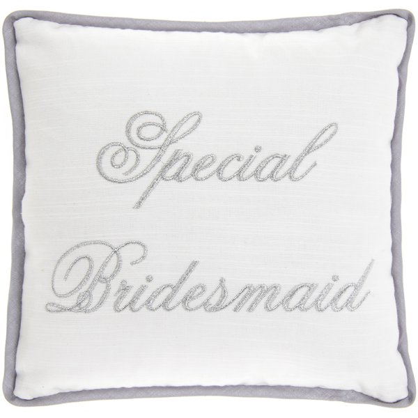 BRIDESMAID CUSHION