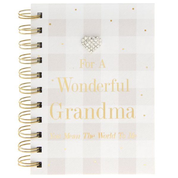 MAD DOTS GRANDMA NOTEBOOK