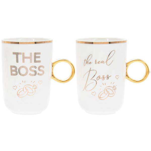 BOSS & REALBOSS  RING MUGS 2S