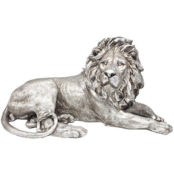 SILVER ART LION