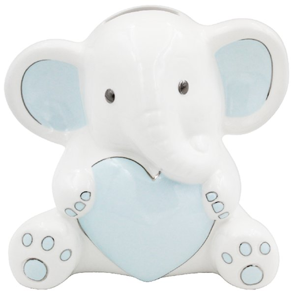 BLUE ELEPHANT MONEY BANK