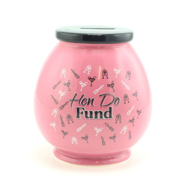 HEN DO MONEY POT