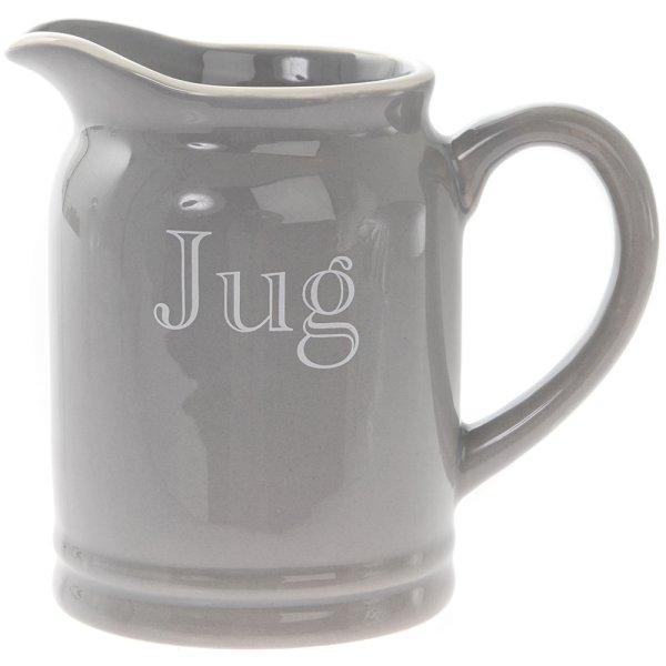 GREY CLASSIC JUG SMALL