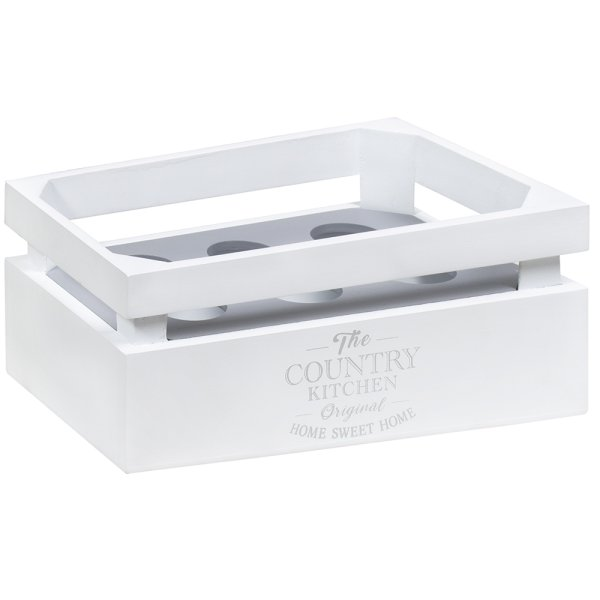 COUNTRY KITCHEN EGG CRATE