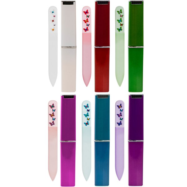 DIAMANTE B'FLY NAILFILES WCASE