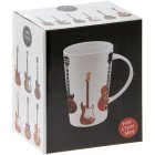 GUITARS LATTE MUG
