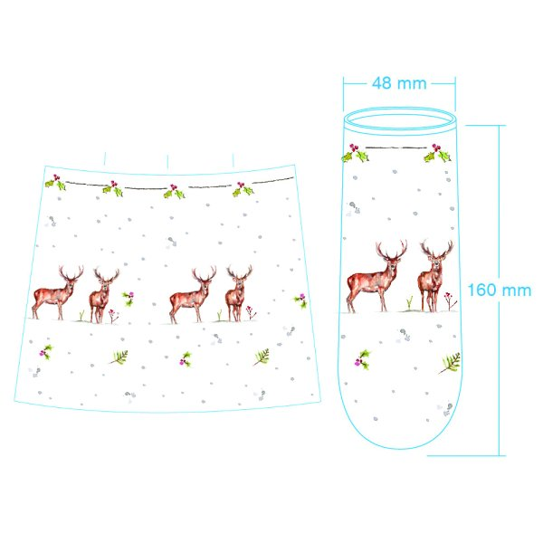 WINTER STAG STEMLESS FLUTE