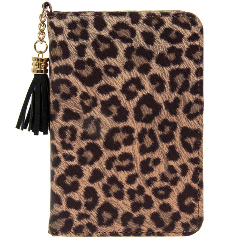 WILD SIDE PASSPORT HOLDER