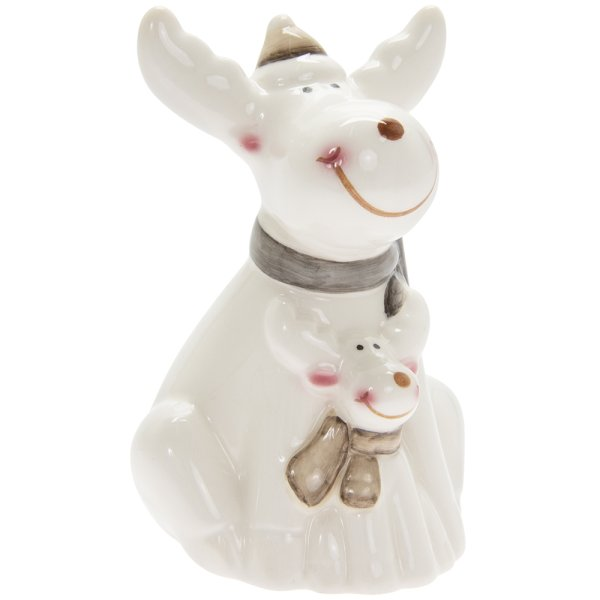 REINDEER WHITE SMALL