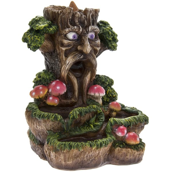INCENSE BURNER TREEMAN